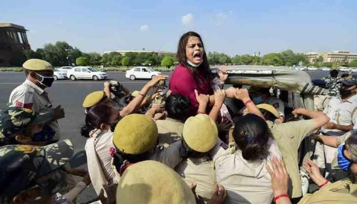 Congress questions PM Narendra Modi's silence on Hathras gangrape, calls Uttar Pradesh country's crime capital