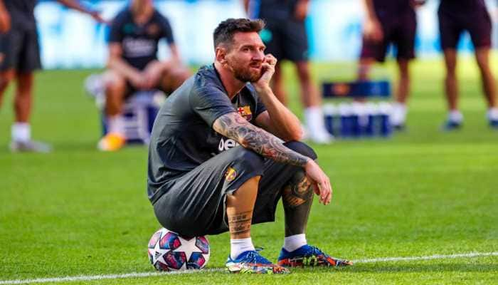 Lionel Messi willing to move on from recent troubles with FC Barcelona board