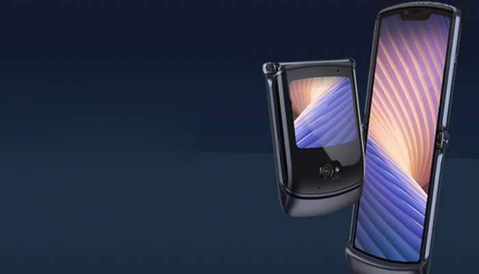 Motorola Razr 5G foldable smartphone launching in India on October 5