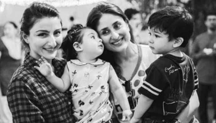 On Soha Ali Khan's birthday, scroll through these fab pics from her family life, courtesy Kunal Kemmu and Kareena Kapoor Khan