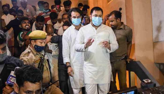 Tejashwi Yadav, Tej Pratap Yadav named in FIR in murder of expelled RJD leader who accused them of cash for ticket