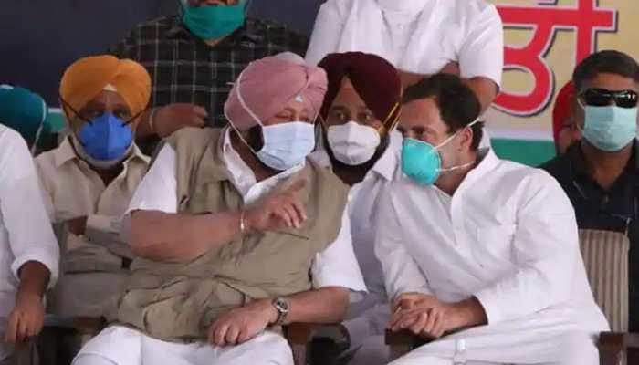 Scrap 'black' farm laws once you become Prime Minister: Punjab CM Amarinder Singh urges Rahul Gandhi