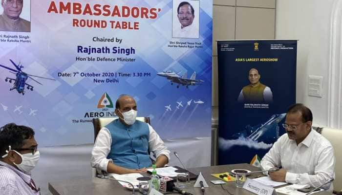 India believes self-reliance and indigenous defence capabilities are foundations to peace: Rajnath Singh at Aero India 2021