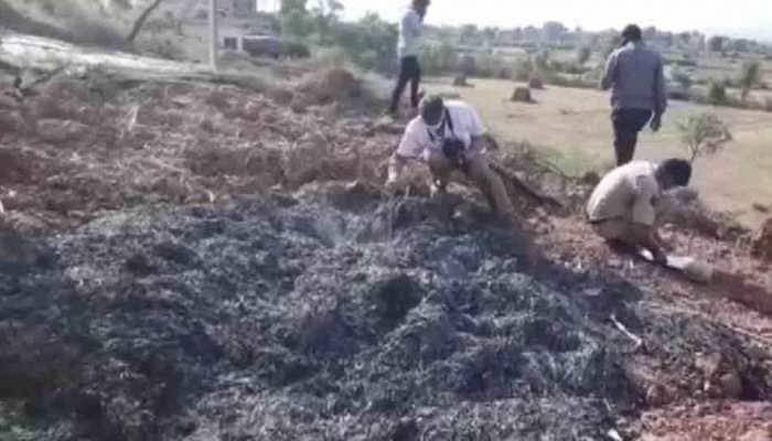 Temple priest burnt alive over property dispute in Rajasthan, dies; BJP slams CM Ashok Gehlot