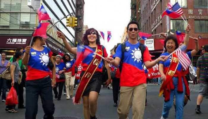 National Taiwan Day becomes top trend in India on its 109th National Day