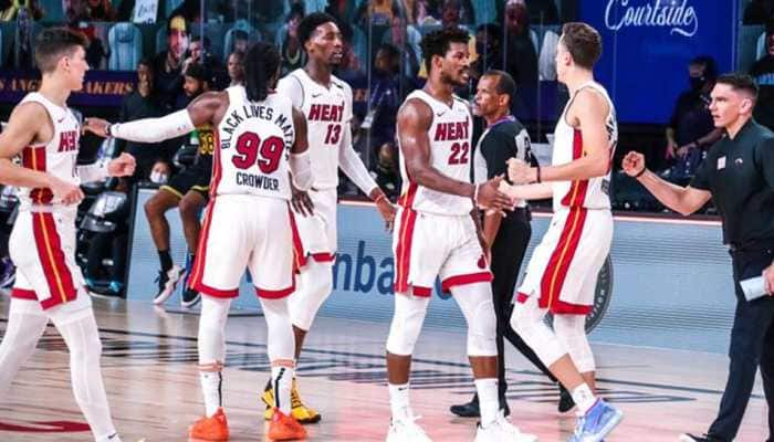 NBA Finals: Jimmy Butler's triple-double keeps Miami Heat in hunt