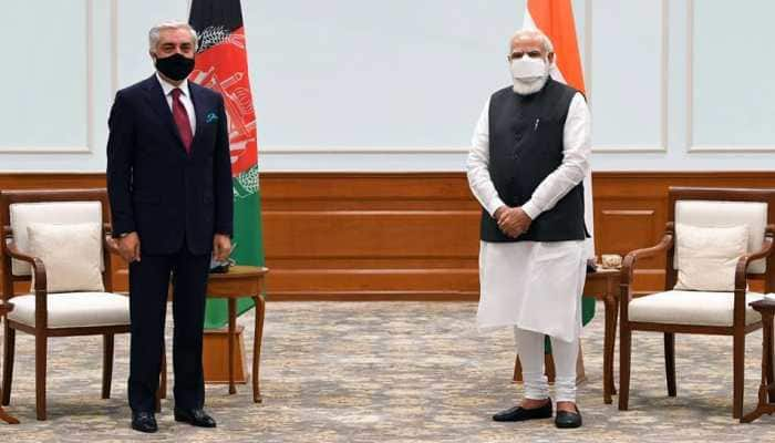 Afghanistan's Abdullah Abdullah lauds India's stand on peace process