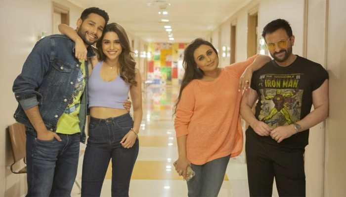 Gully Boy Siddhant Chaturvedi starrer 'Bunty Aur Babli 2' dubbing complete, film to have big-screen release