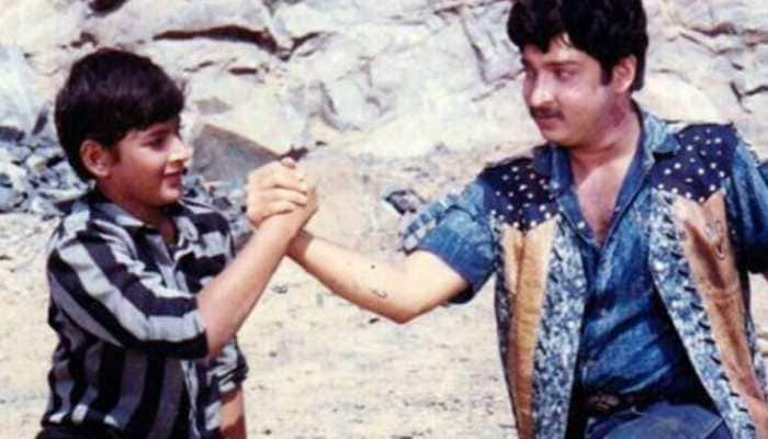 Mahesh Babu wishes brother Ramesh Babu on birthday, posts throwback pics