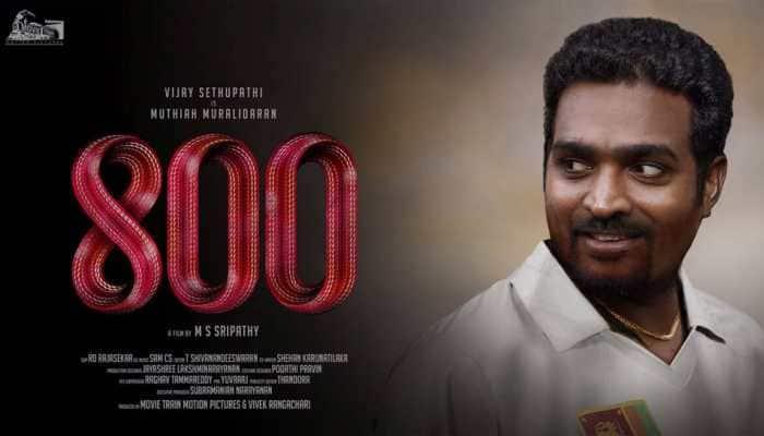 Tamil star Vijay Sethupathi trolled for biopic on Muttiah Muralitharan