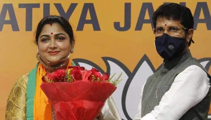 Disability rights groups irked by BJP leader Khushbu Sundar's remarks, demand FIR