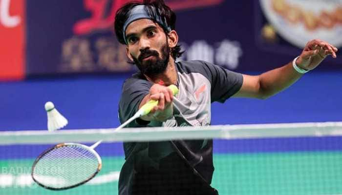 Indian shuttler Kidambi Srikanth eases into quarter-finals of Denmark Open