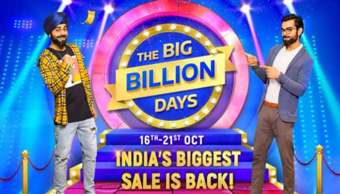 Flipkart Big Billion Days sale goes live– Cashback, discounts, offers and everything you want to know