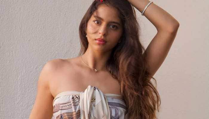 Suhana Khan sits pretty in her latest viral Instagram post, her sassy pic caption is unmissable!