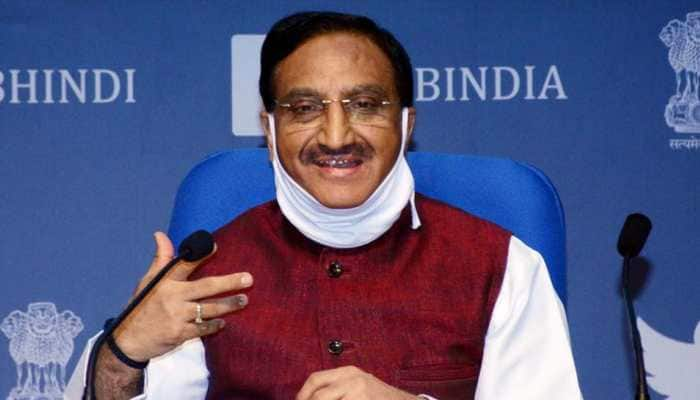 NEET result 2020 declared, Education Minister Ramesh Pokhriyal Nishank thanks NTA for giving new cohort of doctors