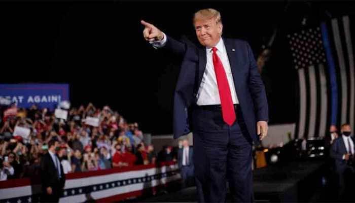 US election 2020: Donald Trump calls Joe Biden disaster, corrupt politician