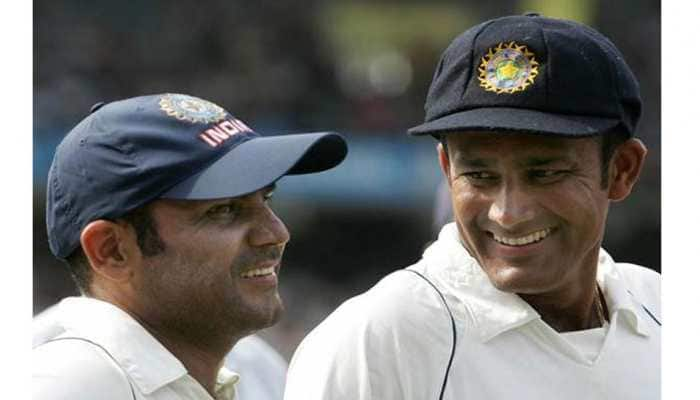 From Virat Kohli to Virender Sehwag: Cricket fraternity extends wishes to Anil Kumble on his 50th birthday