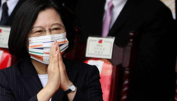Taiwan President Tsai Ing-Wen emerges as the most popular foreign leader in India