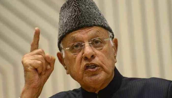 ED questions Farooq Abdullah in JKCA money laundering case, People' Alliance alleges 'vendetta'
