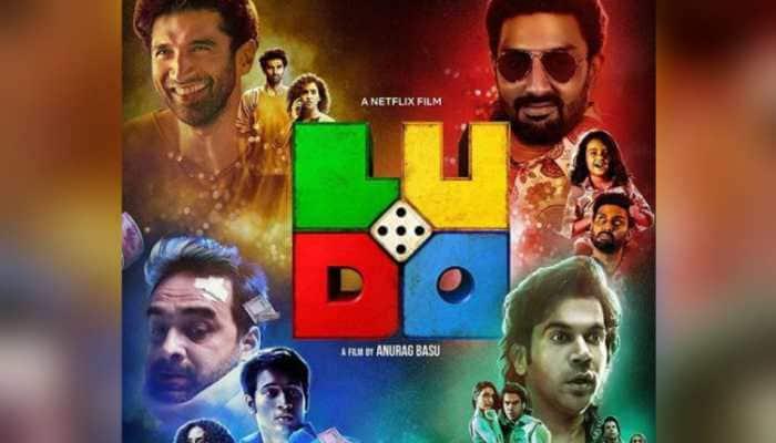 Ludo is unlike any film I have made before: Anurag Basu