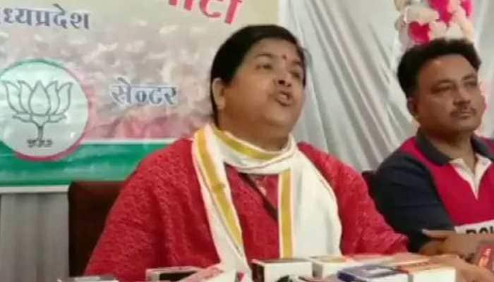 All terrorists are raised in madrasas, says Madhya Pradesh Minister Usha Thakur, sparks row
