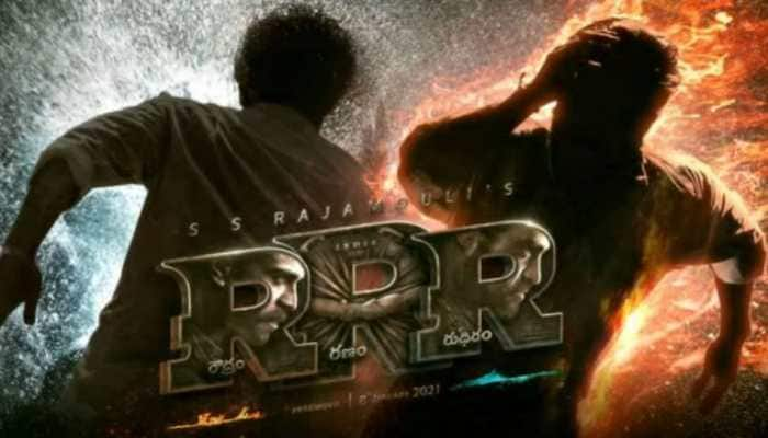 An update on Ram Charan and Jr NTR's RRR that we all have been waiting for!