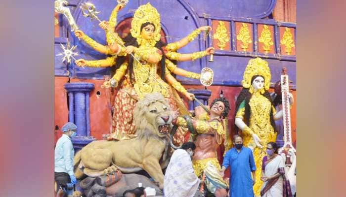 Calcutta High Court eases 'no entry' order in Durga Puja pandals: Check what's allowed