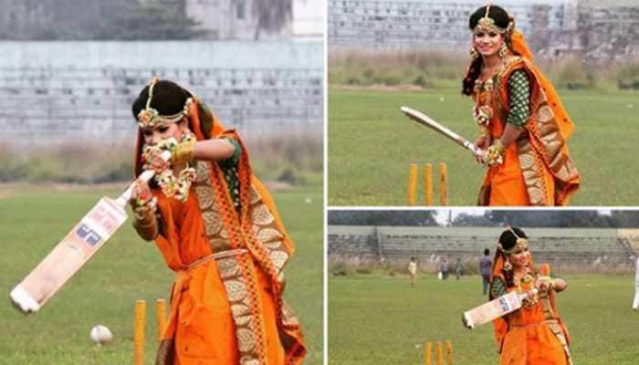 Fantastic! Internet is in love with Bangladesh cricketer's stunning wedding photoshoot