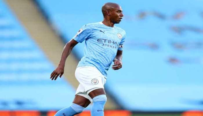 Manchester City's Fernandinho ruled out for 4-6 weeks, says manager Pep Guardiola