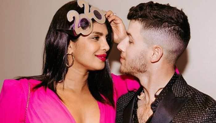Priyanka Chopra and Nick Jonas's passionate lip lock in this throwback pic goes viral!
