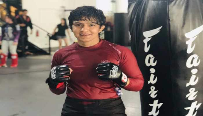 Indian wrestler-turned-MMA fighter Ritu Phogat is a big fan of this IPL skipper