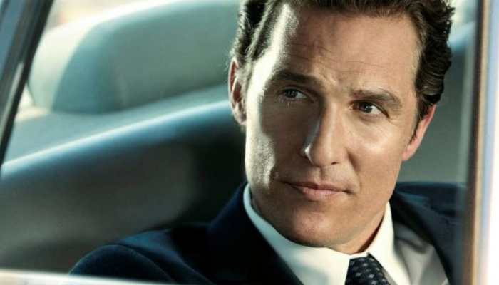 Matthew McConaughey was sexually abused as a teen