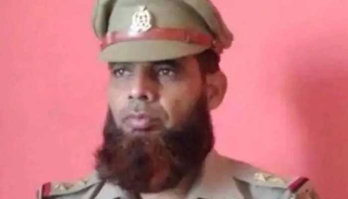 UP cop suspended for keeping beard, says authorities did not respond to his request