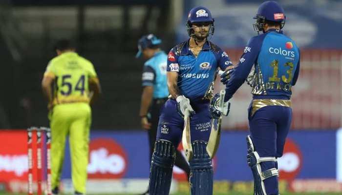 IPL 2020: Ishan Kishan, Quinton de Kock shine as Mumbai Indians hammer Chennai Super Kings by 10 wickets