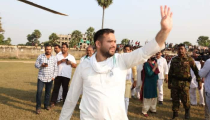 Lalu Prasad's coming out on bail will pave way for Nitish Kumar's farewell: Tejashwi Yadav