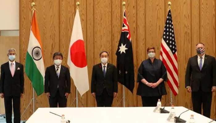 Quad grouping with India, Australia and Japan is an alignment of democracies: US