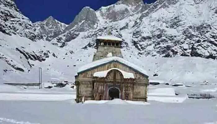 Kedarnath temple portals to be closed on Nov 16, Badrinath temple on Nov 19