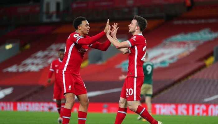 Premier League: Diogo Jota seals Liverpool comeback 2-1 win over Sheffield United