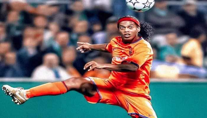 Brazil great Ronaldinho remains asymptomatic after testing positive for coronavirus
