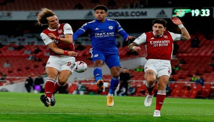 English Premier League: Arsenal coach Mikel Arteta laments missed opportunities after 1-0 loss to Leicester City