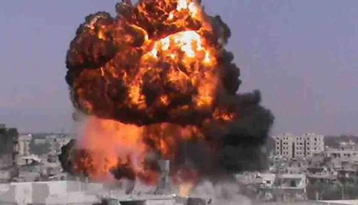 7 senior Al Qaeda leaders kiled in Syria airstrike, says US
