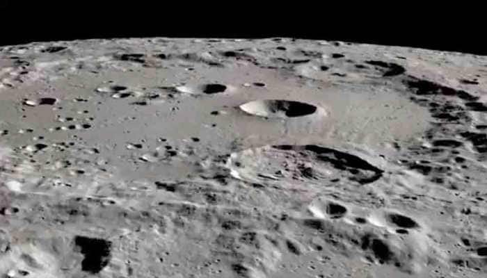NASA confirms evidence of hidden water on moon's sunlit surface