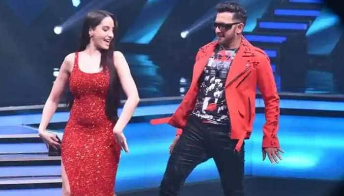 Choreographer Terence Lewis's dance video with Nora Fatehi on 'Pehla Pehla Pyar Hai' goes viral - Watch