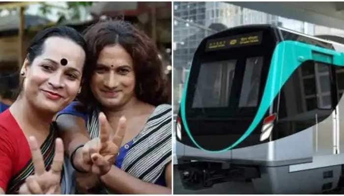 Noida Metro dedicates Sector-50 station to transgender, to recruit staff from their community only