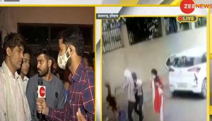 Ballabhgarh girl Nikita Tomar's killer Tauseef linked to sitting Congress MLA Chaudhary Aftab Ahmed
