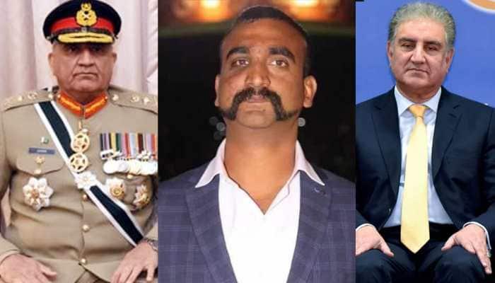 Quivering Bajwa, pleading FM Qureshi: Pakistani leader recalls account when IAF's Abhinandan Varthaman was captured