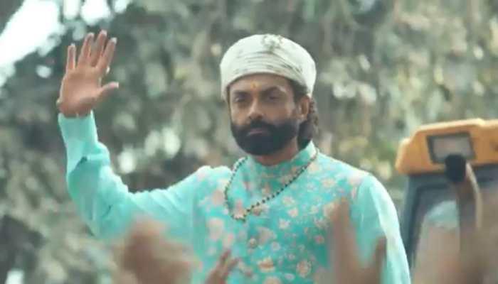 Bobby Deol returns as 'Rakshak Ya Bhakshak' in 'Aashram Chapter 2: The Dark Side trailer - Watch