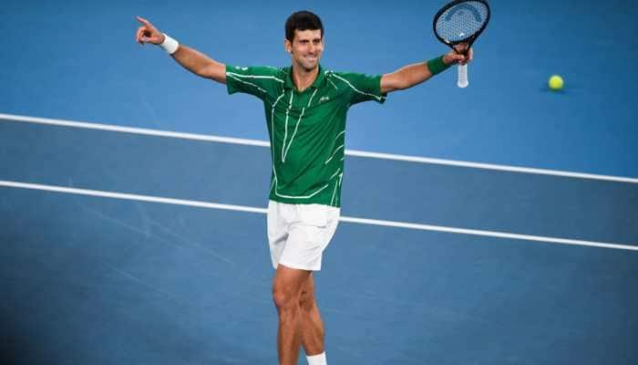 Novak Djokovic marks Italian teenager Jannik Sinner as a potential world No.1