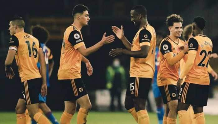 Wolverhampton Wanderers beat Crystal Palace 2-0, climb to third in Premier League