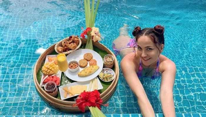 Malang's Jessie aka Elli AvrRam steams up Instagram with her bikini pics from Maldives vacay!